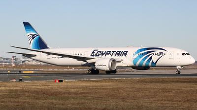 SU-GER - Boeing 787-9 Dreamliner - EgyptAir