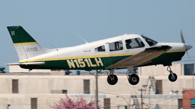 N151LH - Piper PA-28-161 Warrior III - Farmingdale State College