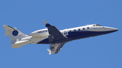 N901PM - Bombardier Learjet 60 - Private