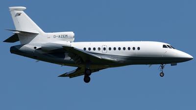 D-AZEM - Dassault Falcon 900EX - Zeman Flugtechnik