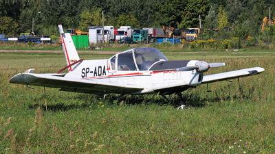 SP-ADA - Zlin 42M - Aero Club - Bialostocki