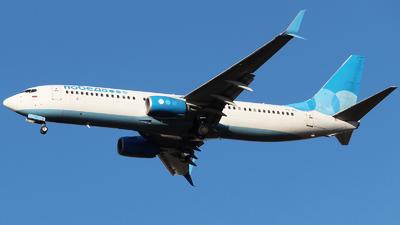 A picture of VQBTI - Boeing 7378LJ - Pobeda - © Mikhail Tkachuk