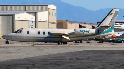 N134N - Aero Commander 1121B Jet Commander - Private