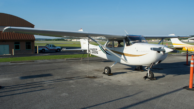 N7355G - Cessna 172K Skyhawk - Private
