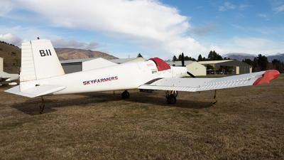 ZK-BII - Fletcher FU-24-950 - Skyfarmers