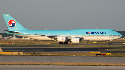 HL7633 - Boeing 747-8B5 - Korean Air