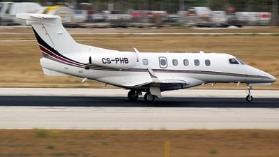 CS-PHB - Embraer 505 Phenom 300 - NetJets Europe