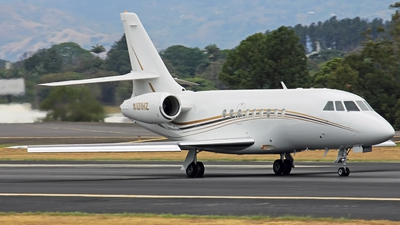 N101HZ - Dassault Falcon 2000 - Private
