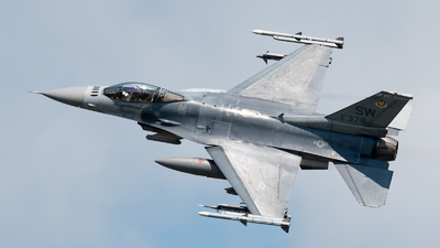 91-0378 - General Dynamics F-16C Fighting Falcon - United States - US Air Force (USAF)