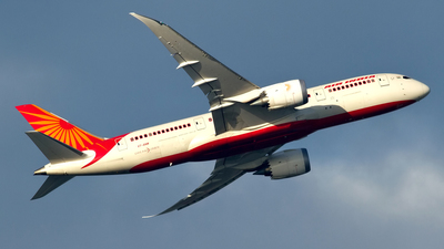 VT-ANM - Boeing 787-8 Dreamliner - Air India