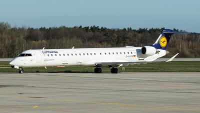 D-ACKB - Bombardier CRJ-900ER - Lufthansa CityLine