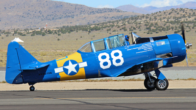 N3272G - North American SNJ-5 Texan - Private