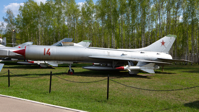 14 - Sukhoi Su-11 Fishpot - Soviet Union - Air Force