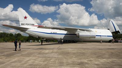 RF-82041 - Antonov An-124-100 Ruslan - Russia - Air Force