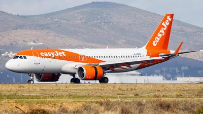A picture of GUZHO - Airbus A320251N - easyJet - © Kostas Marmarelis