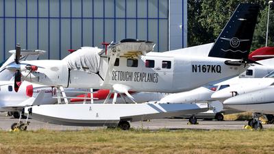 N167KQ - Quest Aircraft Kodiak 100 - Setouchi Seaplanes