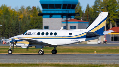 C-FWRM - Beechcraft A100 King Air - Propair