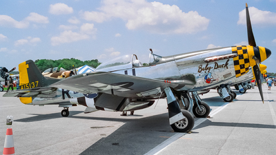 N510JS - North American P-51D Mustang - Private
