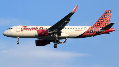 PK-LAK - Airbus A320-214 - Batik Air