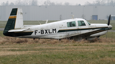 F-BXLM - Mooney M20E - Private