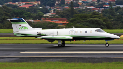 YV3288 - Gates Learjet 25D - Private