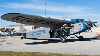 NC8407 - Ford Tri-Motor - Eastern Air Transport Inc