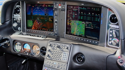 N281CD - Cirrus SR22-GTS Turbo - Private