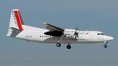 OO-VLQ - Fokker 50 - CityJet