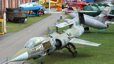 25-66 - Lockheed F-104G Starfighter - Germany - Air Force