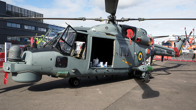 ZH965 - Agusta-Westland Super Lynx Mk.140 - Brazil - Navy