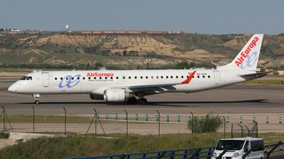 EC-KXD - Embraer 190-200LR - Air Europa