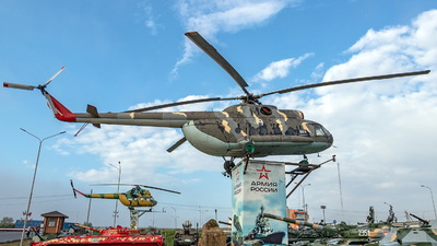49 - Mil Mi-8T Hip - Russia - Air Force