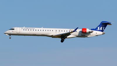 EI-FPR - Bombardier CRJ-900LR - Scandinavian Airlines (Cityjet)