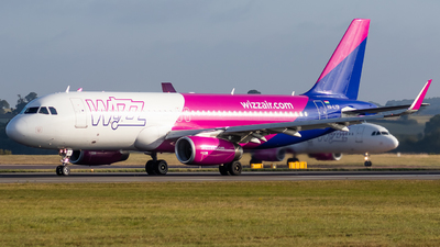 HA-LYB - Airbus A320-232 - Wizz Air