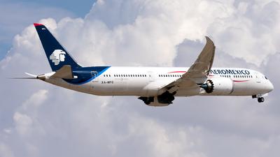 XA-MFG - Boeing 787-9 Dreamliner - Aeromexico