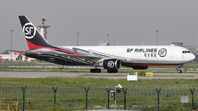 B-1423 - Boeing 767-338(ER)(BCF) - SF Airlines