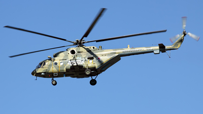 RF-93129 - Mil Mi-8AMT Hip - Russia - Air Force