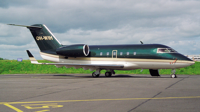 OH-WIH - Canadair CL-600-1A11 Challenger 600S - Jetflite