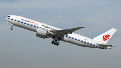 B-2091 - Boeing 777-FFT - Air China Cargo