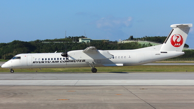 JA81RC - Bombardier Dash 8-Q402C - Ryukyu Air Commuter (RAC)