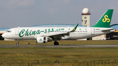 B-1628 - Airbus A320-214 - Spring Airlines