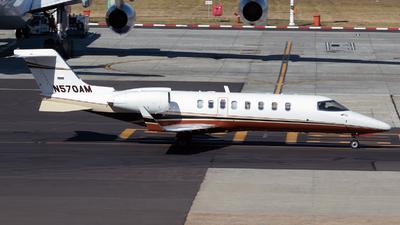 N570AM - Bombardier Learjet 45 - Private