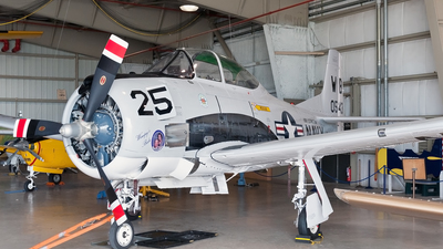 N80269 - North American T-28C Trojan - Private