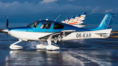 OK-KAR - Cirrus SR22T - Private