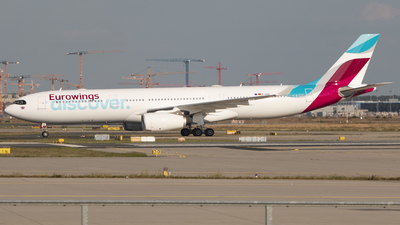 D-AIKB - Airbus A330-343 - Eurowings Discover