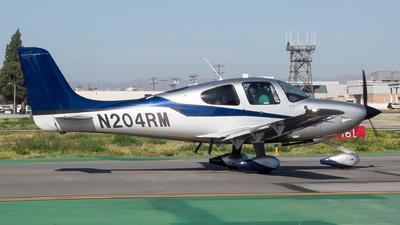 N204RM - Cirrus SR20-G3 GTS Carbon - Private
