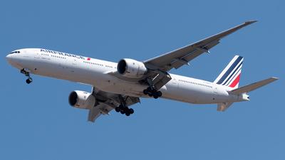F-GSQL - Boeing 777-328ER - Air France