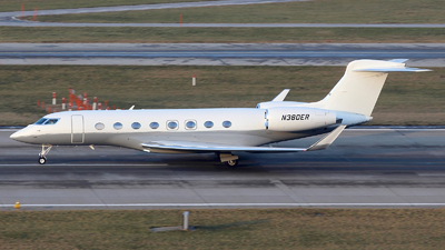N380ER - Gulfstream G650 - Private