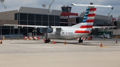 N839EX - Bombardier Dash 8-102 - American Eagle (Piedmont Airlines)