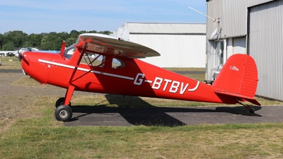 G-BTBV - Cessna 140 - Private